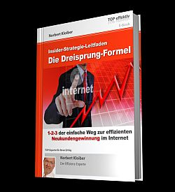 eBook Cover Dreisprung-Formel
