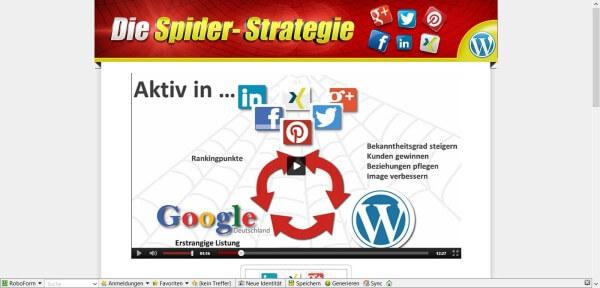 Spiderstrategie, so funktioniert die intelligente Vernetzung in den Social-Media-Portalen