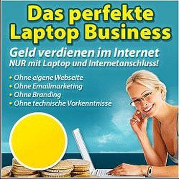 """Ralf Schmitz präsentiert """"Das perfekte Laptop Business"""""""