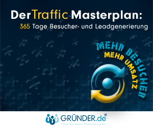 Der Traffic Masterplan Webinar von Thomas Klussmann