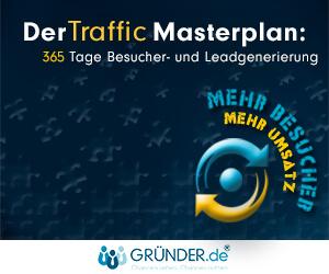 Der Traffic Masterplan Webinar von Thomas Klussmann