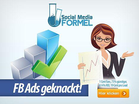 SocialMediaFormel - der Schulungskurs zu Facebook Ads, Facebook Werbung