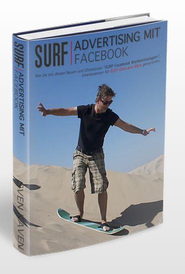 Surf - Adverzising mit Facebook, Sven Kaven, das Facebook Buch zu Facebook Ads