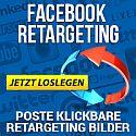 Klickbare Bilder und Facebook Retargeting mit klickbaren Bildern