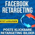 Klickbare Retargeting Bilder für mehr Erfolg mit Deiner Facebookwerbung