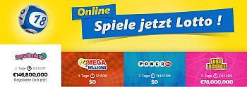 Jetzt online Lotto spielen
